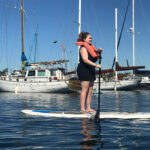 Stand-up Paddleboarding Newport Beach